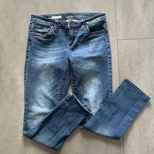 Kut From The Kloth Straight Leg Jeans--6S